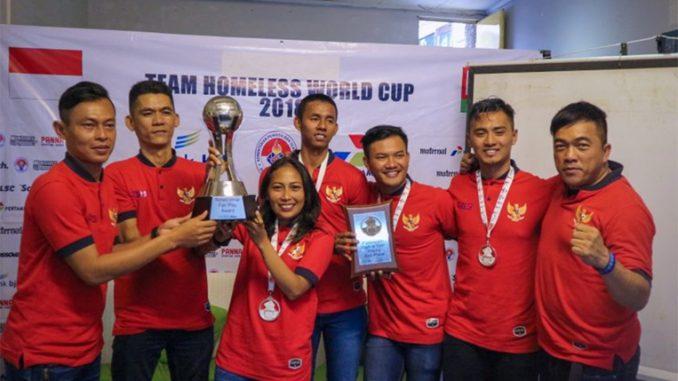Homeless World Cup Indonesia Tanpa Stigma