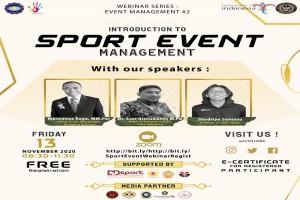 NATIONAL WEBINAR SERIES 2020: EVENT MANAGEMENT #2